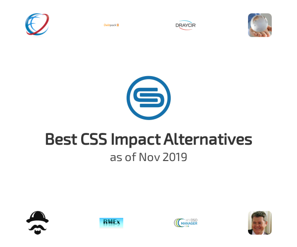 Best CSS Impact Alternatives