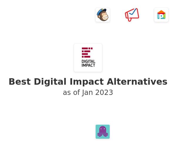 Best Digital Impact Alternatives