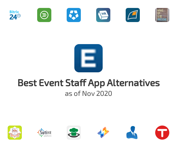 Best Event Staff App Alternatives
