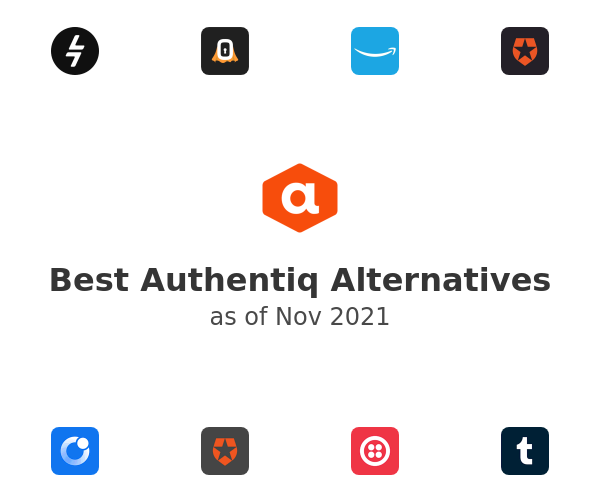 Best Authentiq Alternatives