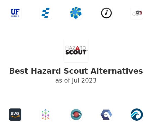 Best Hazard Scout Alternatives