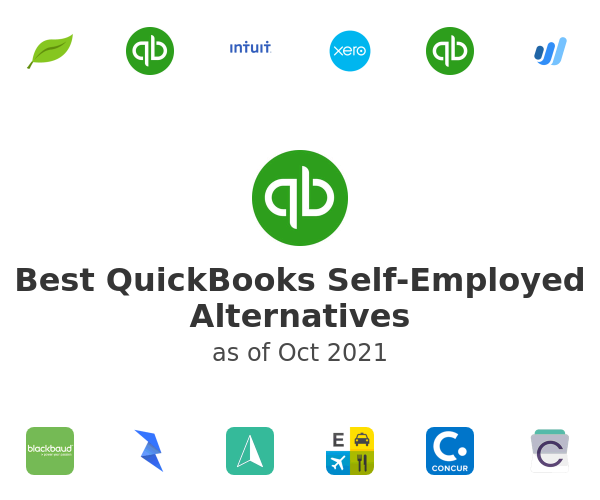 Best QuickBooks Self-Employed Alternatives