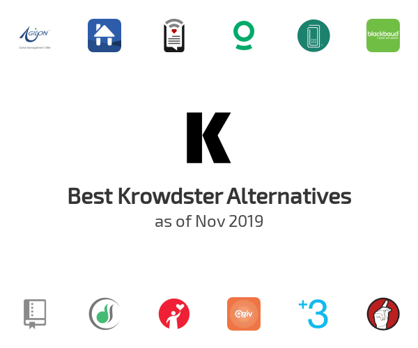 Best Krowdster Alternatives