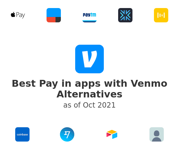Best Pay in apps with Venmo Alternatives