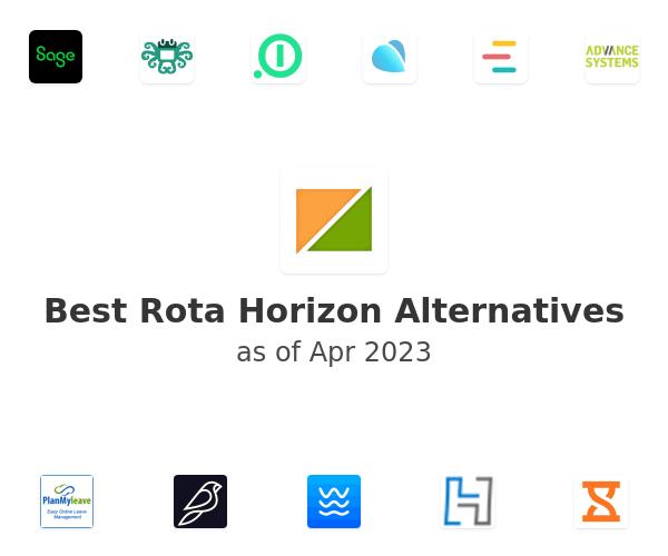 Best Rota Horizon Alternatives