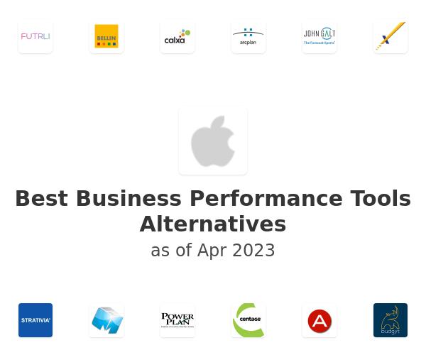 Best Business Performance Tools Alternatives