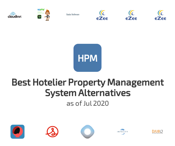 Best Hotelier Property Management System Alternatives