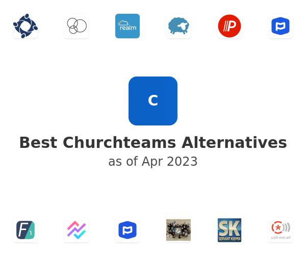 Best Churchteams Alternatives