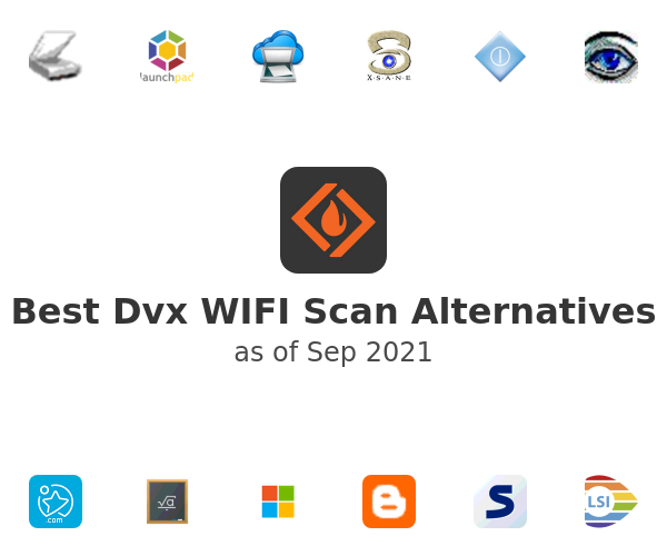 Best Dvx WIFI Scan Alternatives