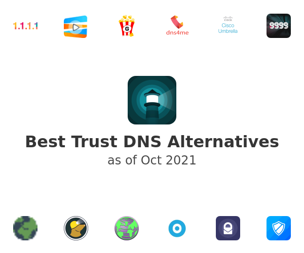 Best Trust DNS Alternatives