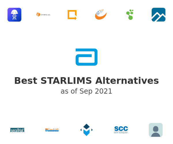 Best STARLIMS Alternatives