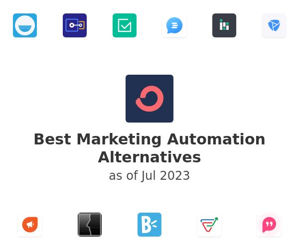 Best Marketing Automation Alternatives