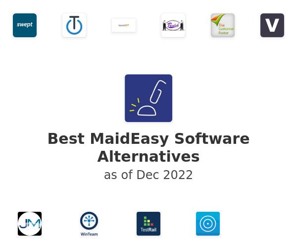 Best MaidEasy Software Alternatives
