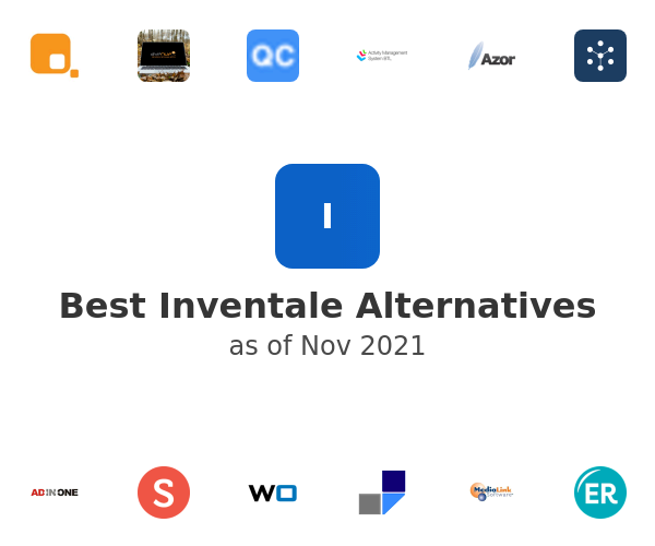 Best Inventale Alternatives