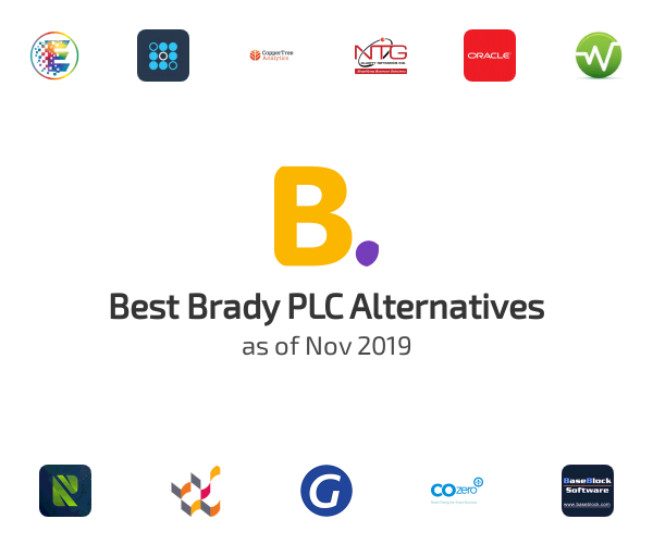 Best Brady PLC Alternatives