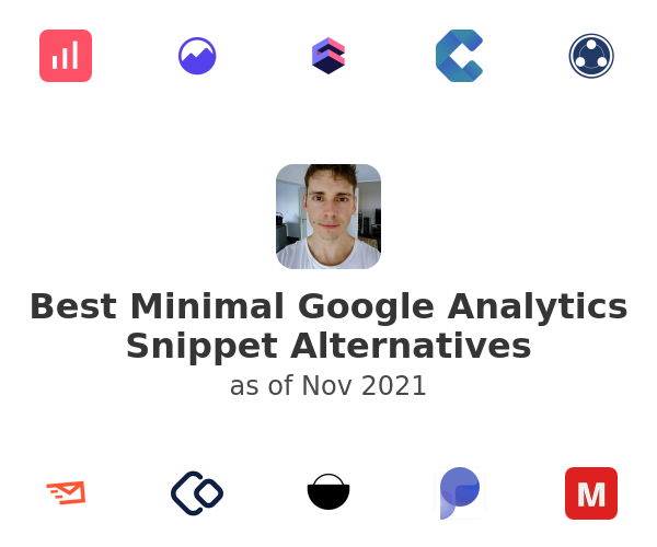 Best Minimal Google Analytics Snippet Alternatives