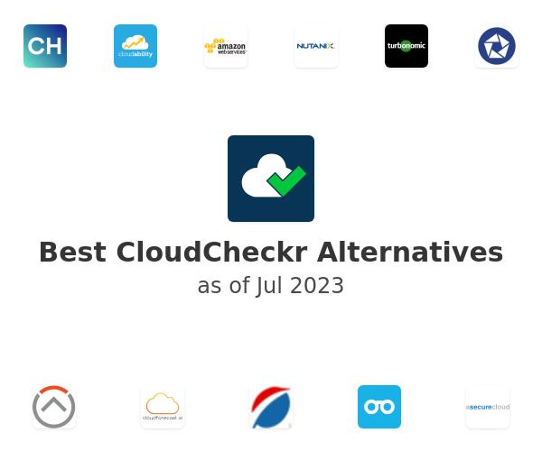 Best CloudCheckr Alternatives