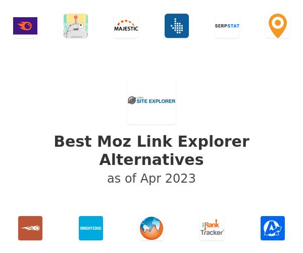 Best Open Site Explorer Alternatives