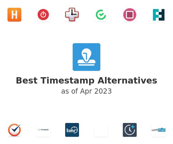 Best Timestamp Alternatives