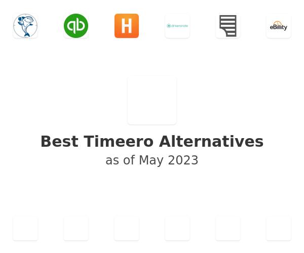 Best Timeero Alternatives