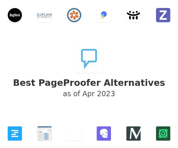 Best PageProofer Alternatives