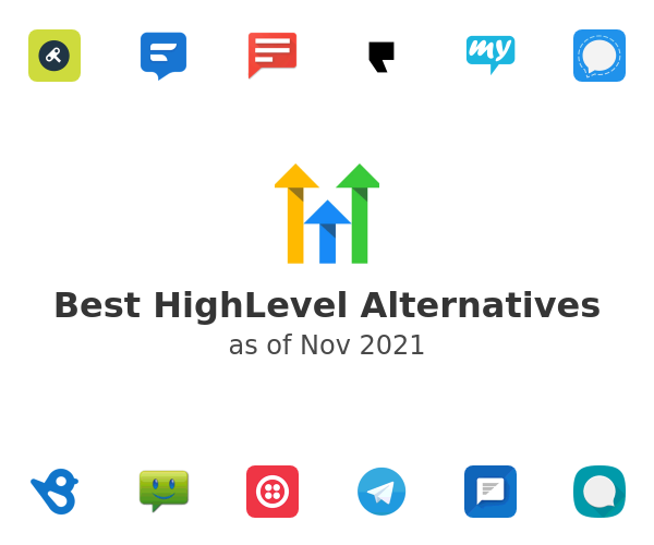 Best HighLevel Alternatives