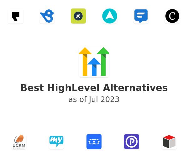 Best HighLevel Alternatives
