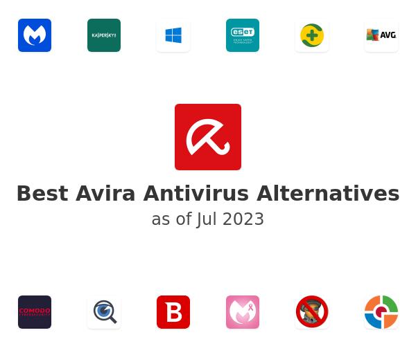 Best Avira Antivirus Alternatives