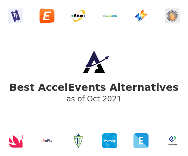 Best AccelEvents Alternatives