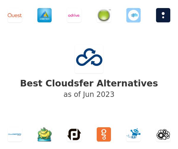 Best Cloudsfer Alternatives