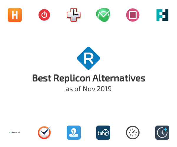 Best Replicon Alternatives