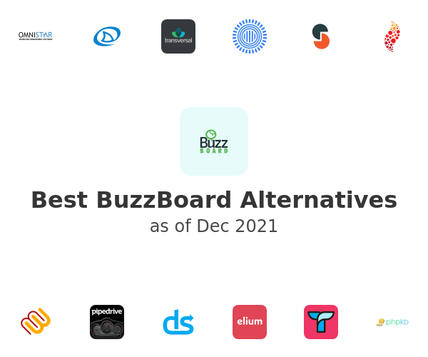 Best BuzzBoard Alternatives
