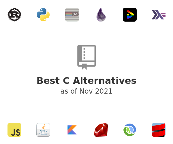 Best C Alternatives