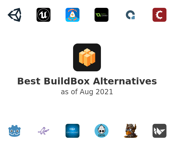 Best BuildBox Alternatives