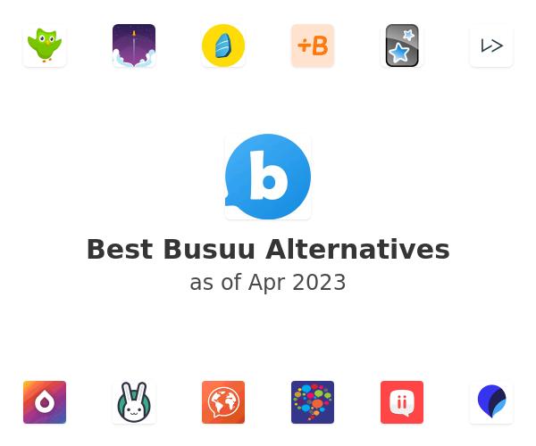 Best Busuu Alternatives