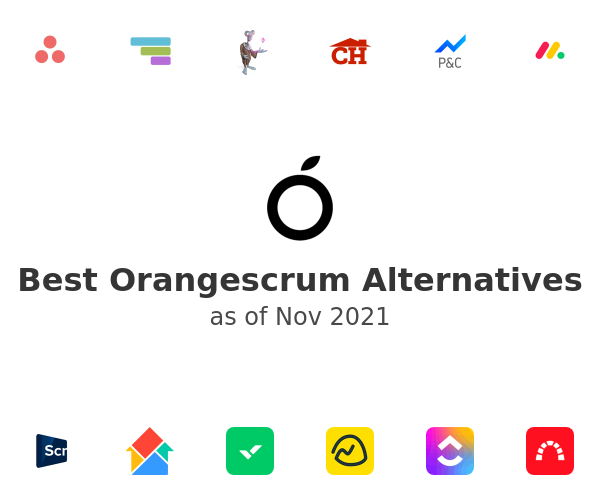 Best Orangescrum Alternatives