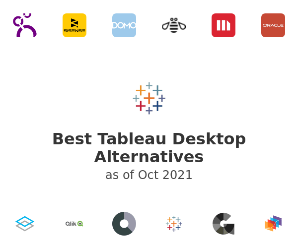 Best Tableau Desktop Alternatives