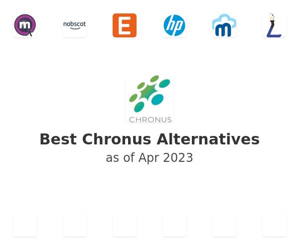 Best Chronus Alternatives