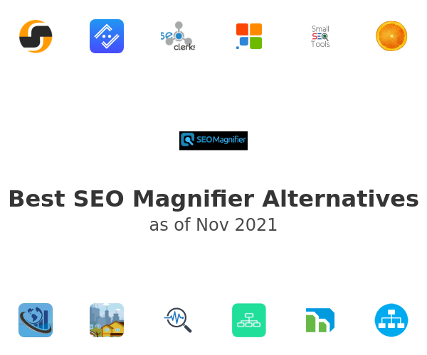 Best SEO Magnifier Alternatives
