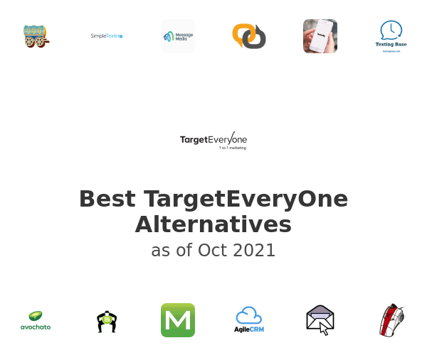 Best TargetEveryOne Alternatives