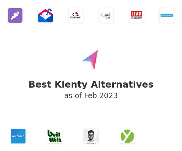 Best Klenty Alternatives