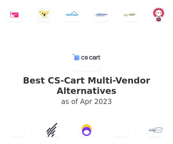 Best CS-Cart Multi-Vendor Alternatives