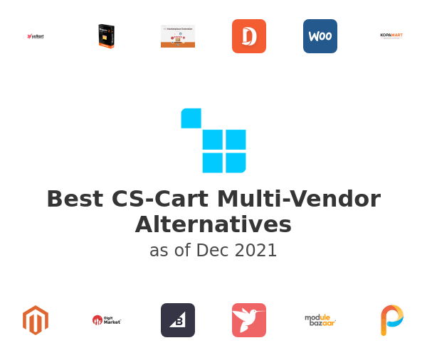 Best CS-Cart Multi-Vendor Alternatives