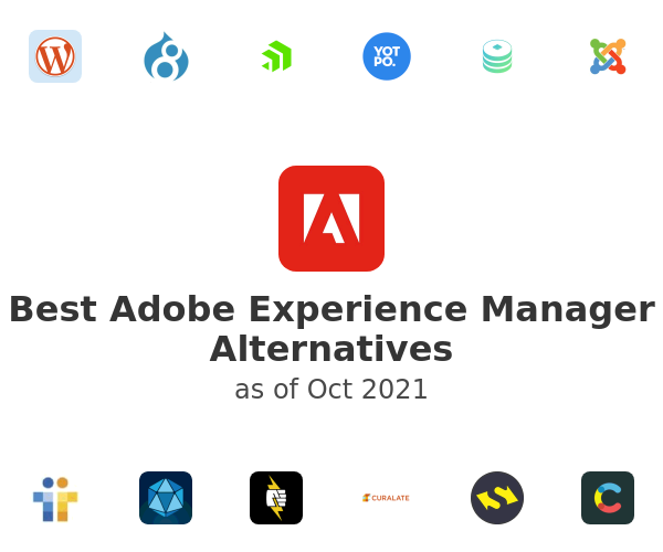 Best Adobe Experience Manager Alternatives