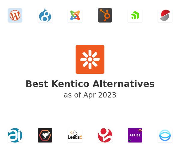 Best Kentico Alternatives
