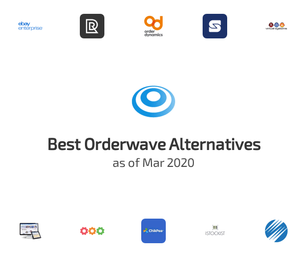 Best Orderwave Alternatives