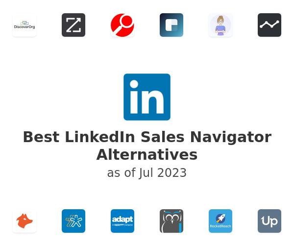 Best LinkedIn Sales Navigator Alternatives