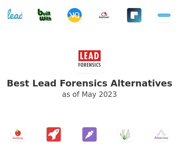 Best Lead Forensics Alternatives
