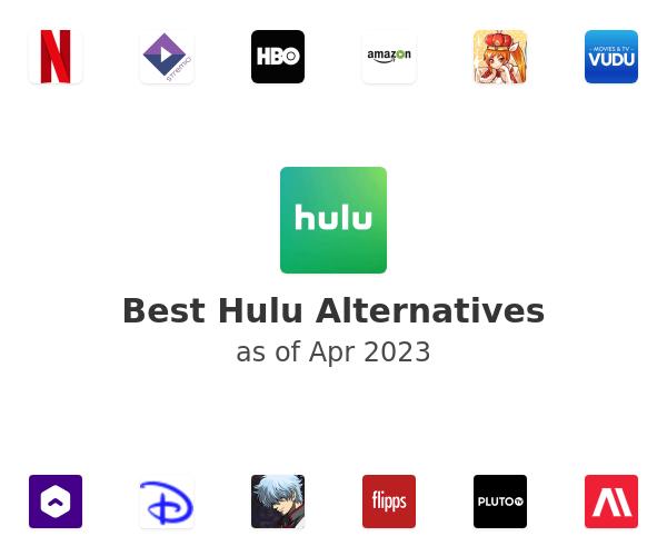 Best Hulu Alternatives