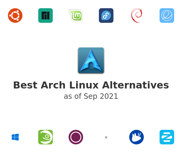 Best Arch Linux Alternatives